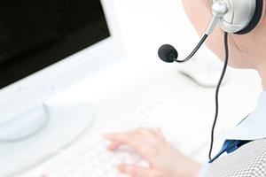 住まいのトラブルに専門特化したコールセンターサービス